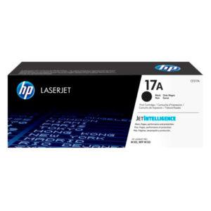 HP Toner 17A Negro CF217A