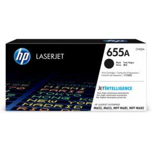 HP Toner 655A Negro CF450A