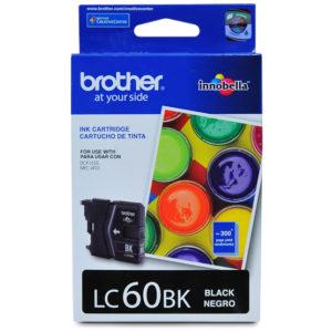 BROTHER Tinta LC-60BK Negra
