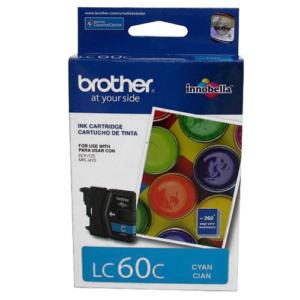 BROTHER Tinta LC-60C Cyan