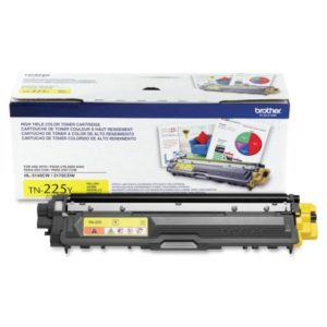 BROTHER Toner TN-225Y Amarillo