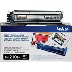 BROTHER Toner TN-210BK Negro