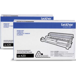 BROTHER Tambor DR-420 Negro