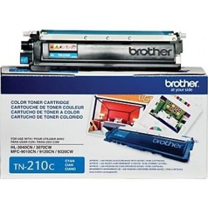 BROTHER Toner TN-210C Cyan