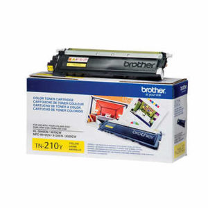 BROTHER Toner TN-210Y Amarillo