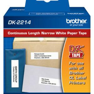 BROTHER Etiquetas DK-2214
