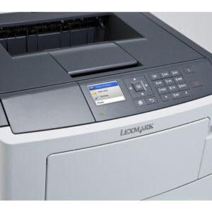 Lexmark Impresora Laser Monocromática MS417dn