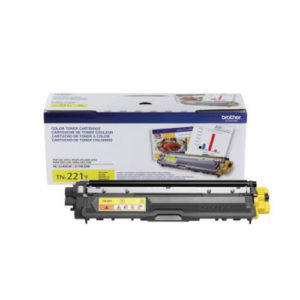 BROTHER Toner TN-211Y Amarillo
