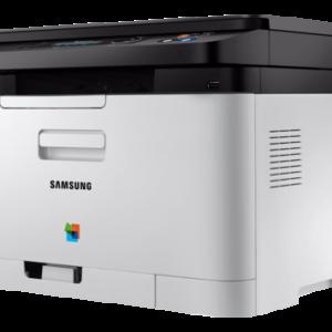 Samsung Impresora láser multifunción a color Xpress SL-C480W