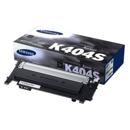 Samsung Toner CLT-K404S Negro