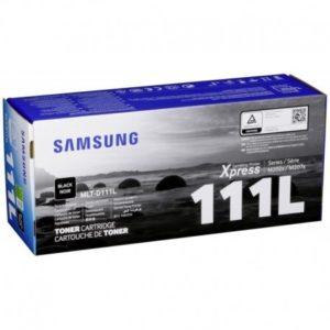 Samsung Toner MLT-D111L de alta capacidad Negro