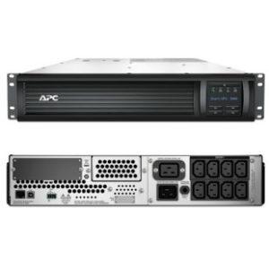 APC UPS Smart-UPS 3000RM 2U 230 VA C/PowerChute SMT3000RMI2U
