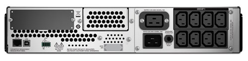 APC UPS Smart-UPS 3000RM 2U 230 VA C/PowerChute