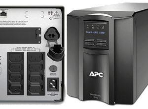 APC UPS Smart-UPS 1500VA LCD 230V SMT1500I