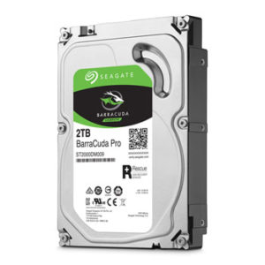 Seagate BarraCuda Disco Duro Interno 2TB 3.5