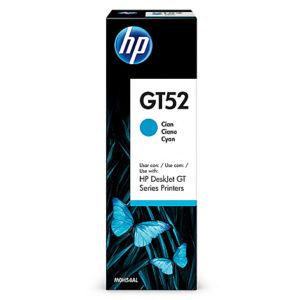 Tinta HP GT52 Cyan M0H54AL