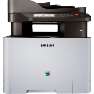 Samsung Impresora láser multifunción a color Xpress SL-C1860FW
