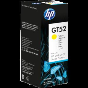 Tinta HP GT52 Amarilla M0H56AL