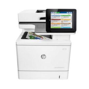 HP Impresora Multifunción Color LaserJet Enterprise M577dn B5L46A