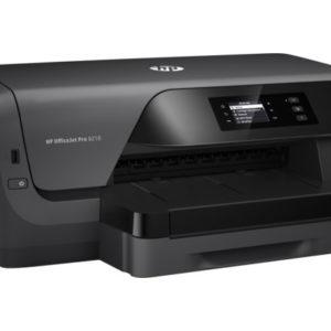 HP Impresora OfficeJet Pro 8210 D9L63A