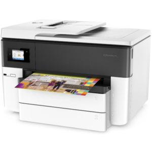 HP Impresora OfficeJet 7740 All-in-one de formato ancho G5J38A