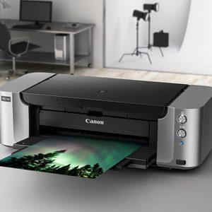 CANON Impresora Pixma Pro-100 Wide Format