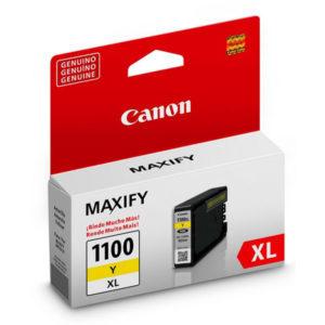 CANON Tinta PGI-1100XL Amarilla 9210B001