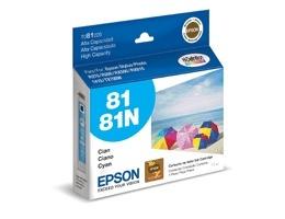 Epson Tinta Stylus Photo 81 Cyan T081220-AL