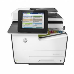 HP Impresora PageWide Enterprise Color MFP 586dn G1W39A