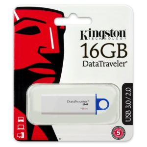 Kingston Pendrive DataTraveler I G4 DTIG4 16GB
