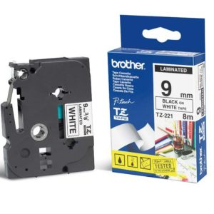 BROTHER Etiquetas P-Touch TZE-221