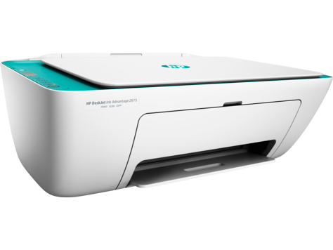 HP Impresora DeskJet Ink Advantage All-in-one 2675 V1N02A