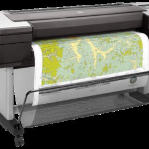 HP Plotter Designjet T1700 de 44 Pulgadas W6B55A