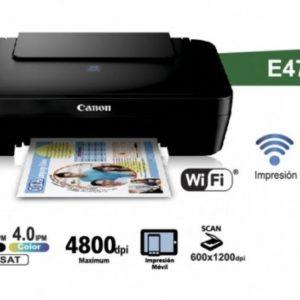 CANON Impresora Pixma E-471