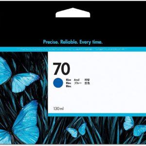 HP Tinta 70 de 130 ml Azul C9458A