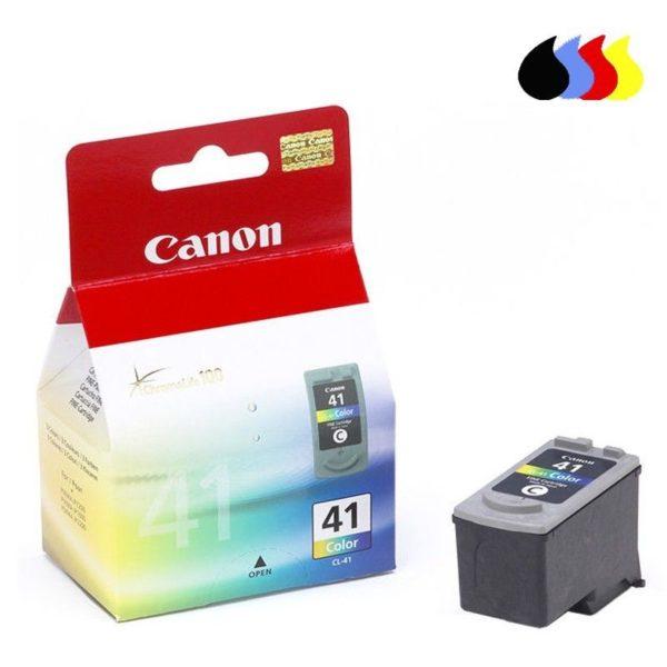 CANON Tinta CL 41 Color 0617B050