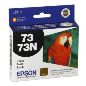 Epson Tinta 73 Negra T073120-AL