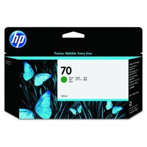 HP Tinta 70 de 130 ml Verde C9457A