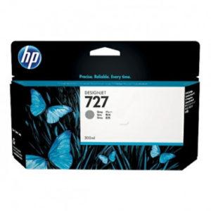 HP Tinta 727 de 300 ml Gris F9J80A