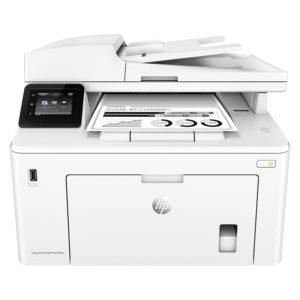 HP Impresora Multifuncional LaserJet Pro M227fdw G3Q75A