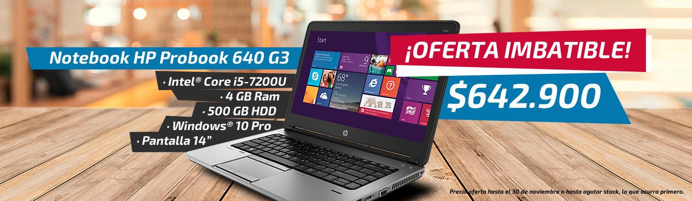 Notebook-HP-Probook 640 G3