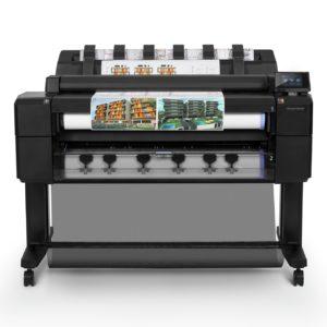HP Plotter Designjet T1530 de 36 Pulgadas PostScript Printer L2Y24A
