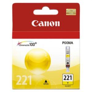 CANON Tinta Amarilla CLI-221 2949B016AA