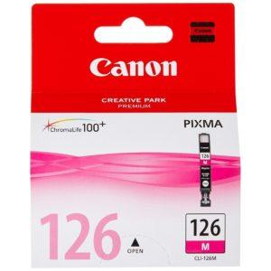 CANON Tinta CLI-126 Magenta 4563B001