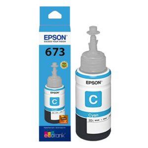 Epson Tinta T673 Cyan T673220-AL
