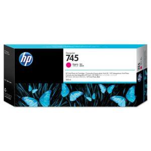 HP Tinta 745 de 300 ml Magenta F9K01A