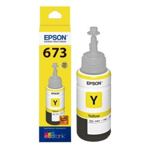Epson Tinta T673 Amarilla T673420-AL