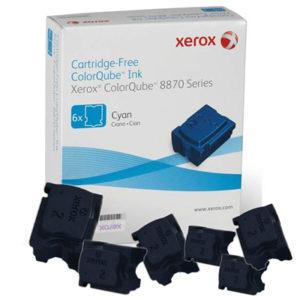 XEROX Cartucho Tinta Solida Cyan 108R00958