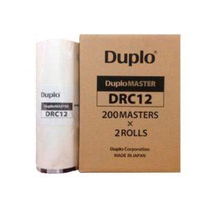 Duplo Master de Impresion DR-C12