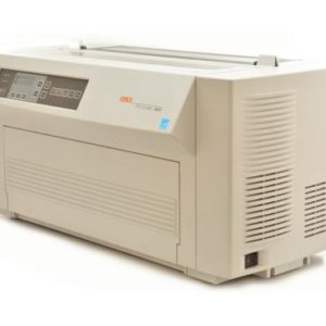 OKI Impresora Matriz de punto PM4410n 61801001